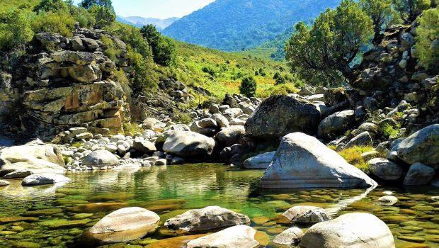 Gargantas en la sierra de Gredos
