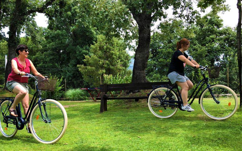 Bicicletas Camping la Mata
